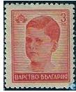 Simeon (6) werd in 1943 koning van Bulgarije