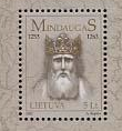 De Middeleeuwse koning Mandaugas van Litouwen