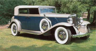 Marmon sixteen 1930-1933