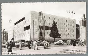De Bijenkorf, Rotterdam 1957