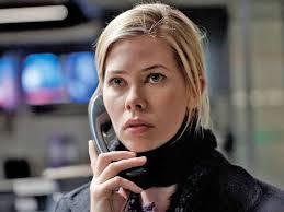 media-adviseur Katrine Fønsmark, gespeeld door Birgitte Hjort Sørensen