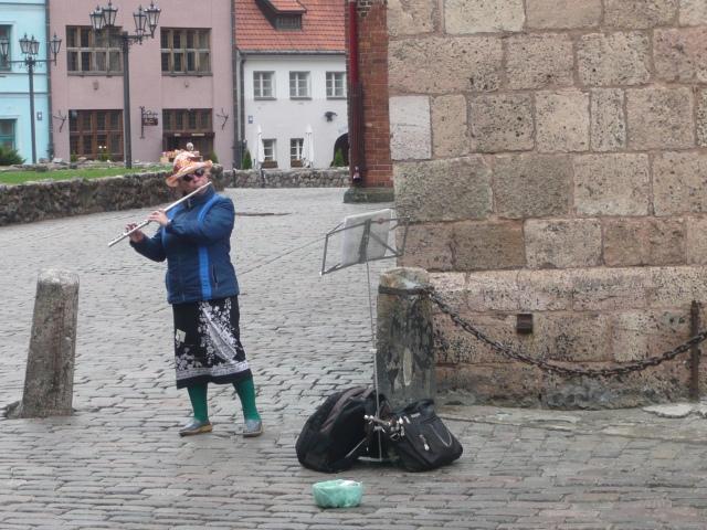veel bejaarde staatmuzikanten