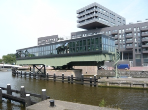 Westerdok Amsterdam - IJ-oever