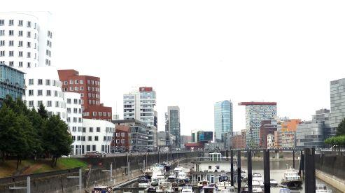 Düsseldorf Medienstadt