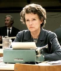 Actrice Barbara Sukova speelt Hannah Arendt