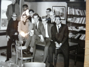 In de studiezaal, 1963