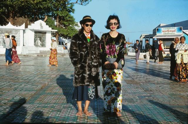 Herinnering aan Birma 1
