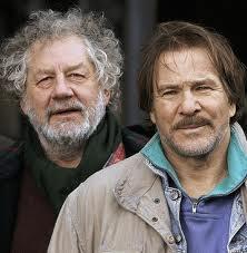Götz George en Chiem van Houweninge