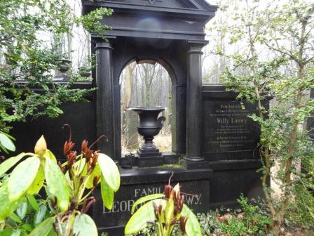 Joodse begraafplaats, Berlin-Weissensee