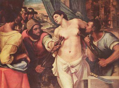 Sabastano del Piombo, 1520