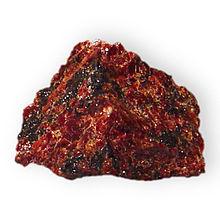 het mineraal willemiet