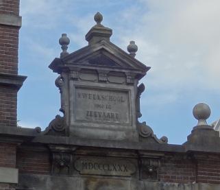 Kweekschool voor de Zeevaart, Prins Hendrikkade