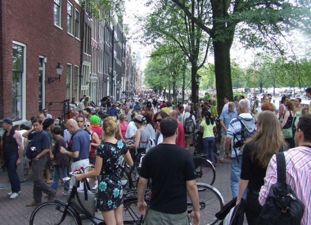 32 Gay Pride Prinsengracht