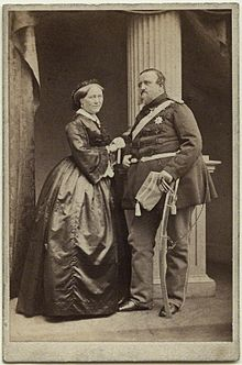 Frederick_VII_and_Countess_Danner